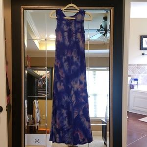 Carole Little Tie-Dye Dress